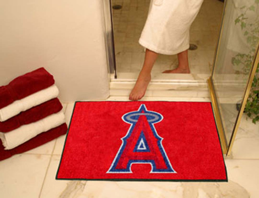 34in x 45in Los Angeles Angels of Anaheim All Star Floor Mat
