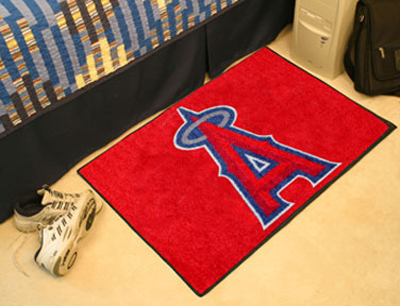 Los Angeles Angels of Anaheim 19in x 30in Starter Mat