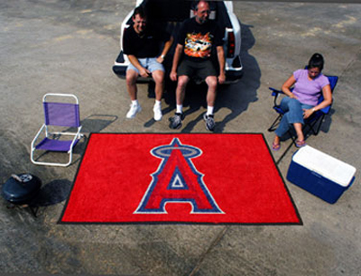 5' x 8' Los Angeles Angels of Anaheim Ulti Mat