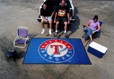 5' x 8' Texas Rangers Ulti Mat