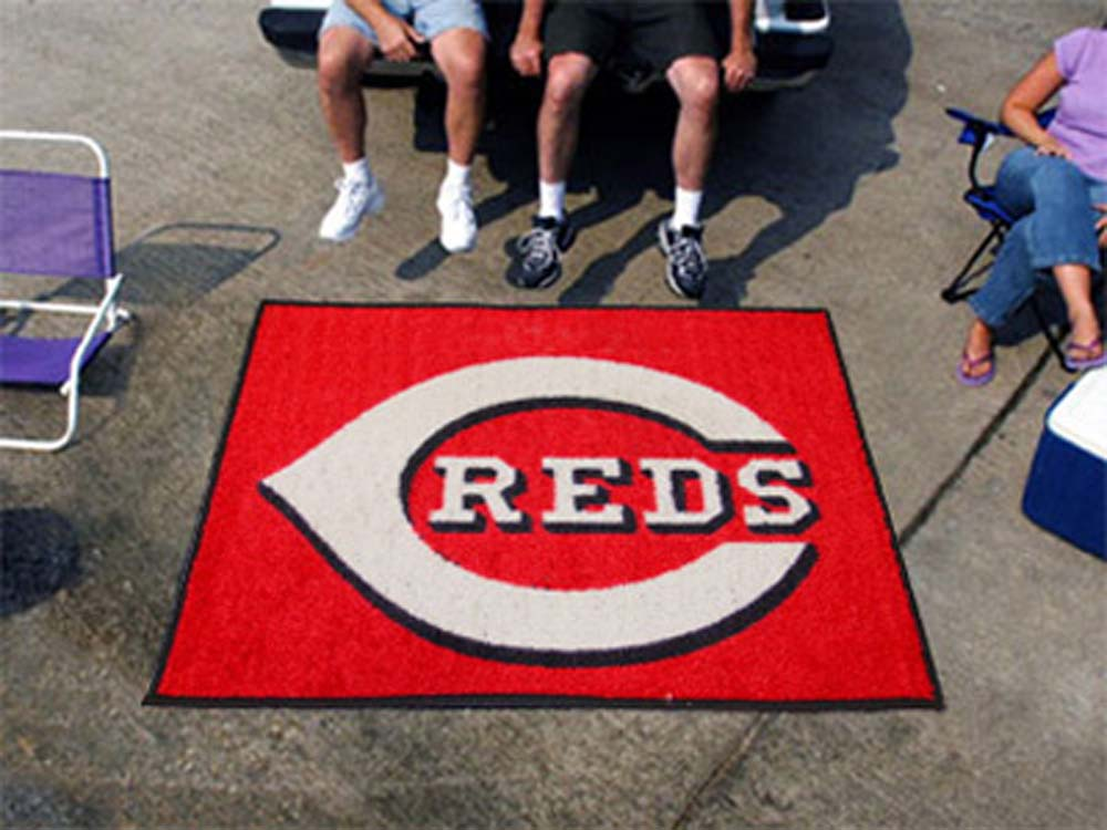 Cincinnati Reds 5' x 6' Tailgater Mat