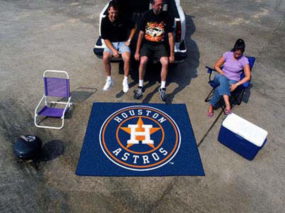 5' x 6' Houston Astros Tailgater Mat