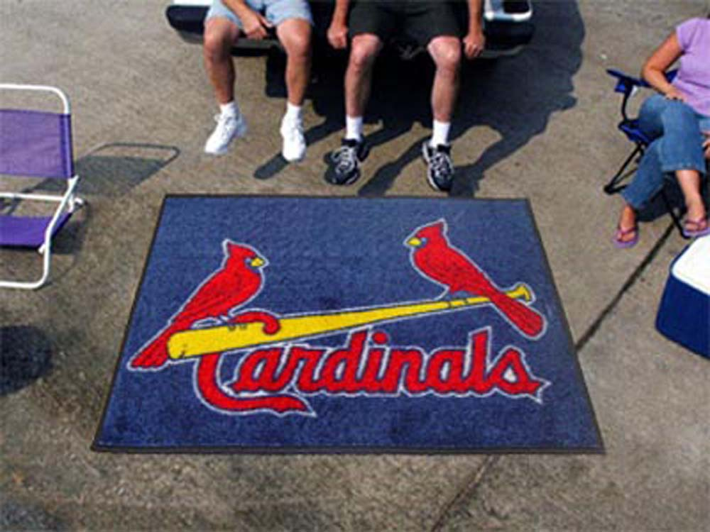 5' x 6' St. Louis Cardinals Tailgater Mat