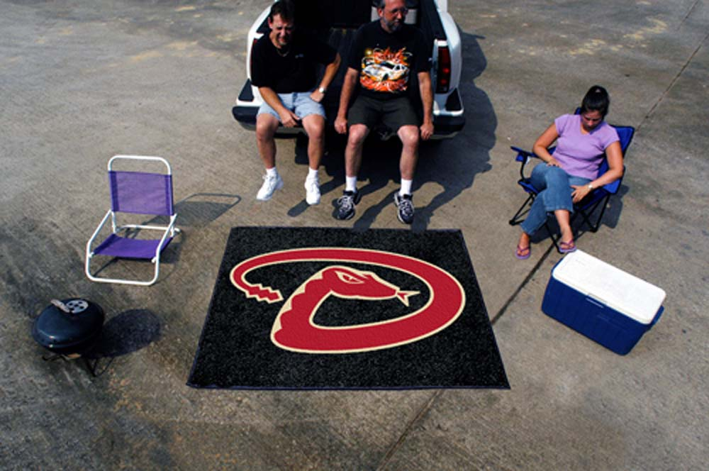 5' x 6' Arizona Diamondbacks Tailgater Mat