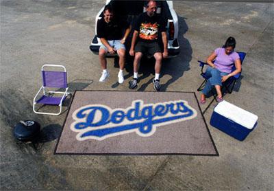 5' x 8' Los Angeles Dodgers Ulti Mat