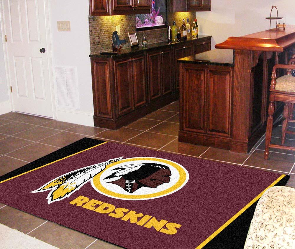 Redskins Carpets, Washington Redskins Carpet, Redskins