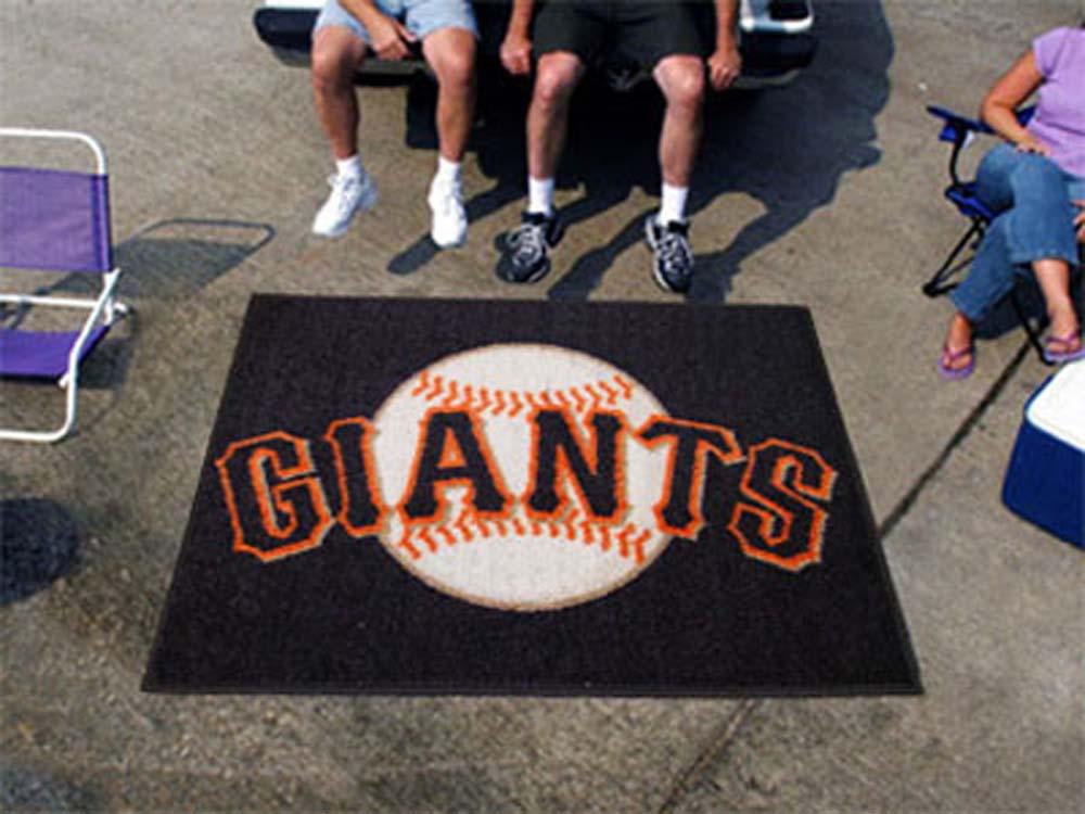 5' x 6' San Francisco Giants Tailgater Mat