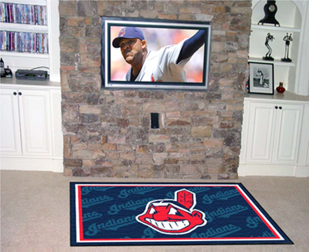 Cleveland Indians 4' x 6' Area Rug