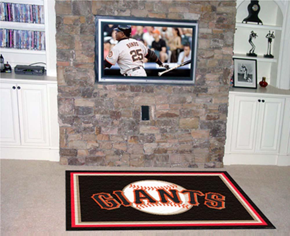San Francisco Giants 5' x 8' Area Rug