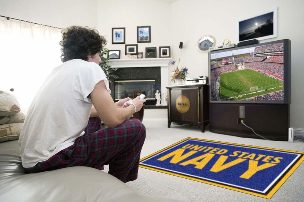 US Navy 4' x 6' Area Rug