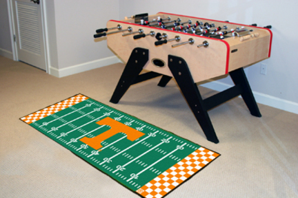 Tennessee Volunteers 30in x 72in Football Field Runner
