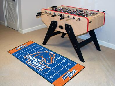 Boise State Broncos 30″ x 72″ Football Field Runner