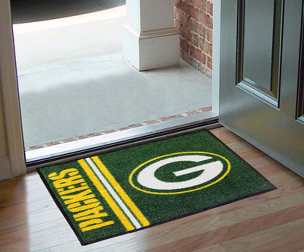 green bay packers themed football man cave decor and gifts