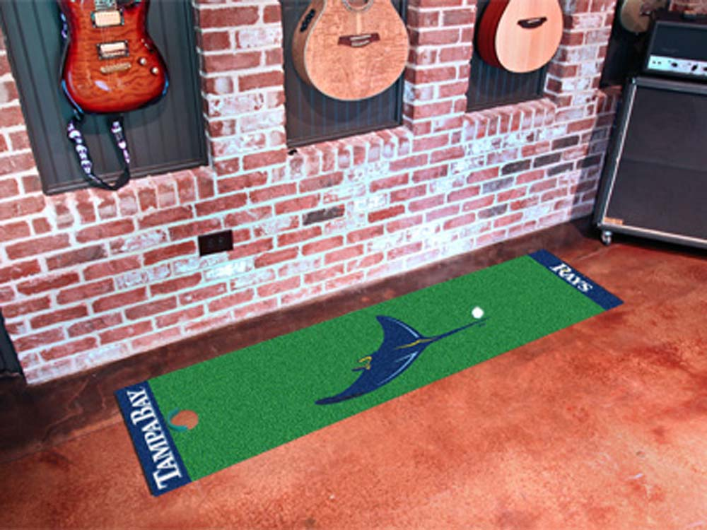 Tampa Bay Rays 18in x 72in Putting Green Runner
