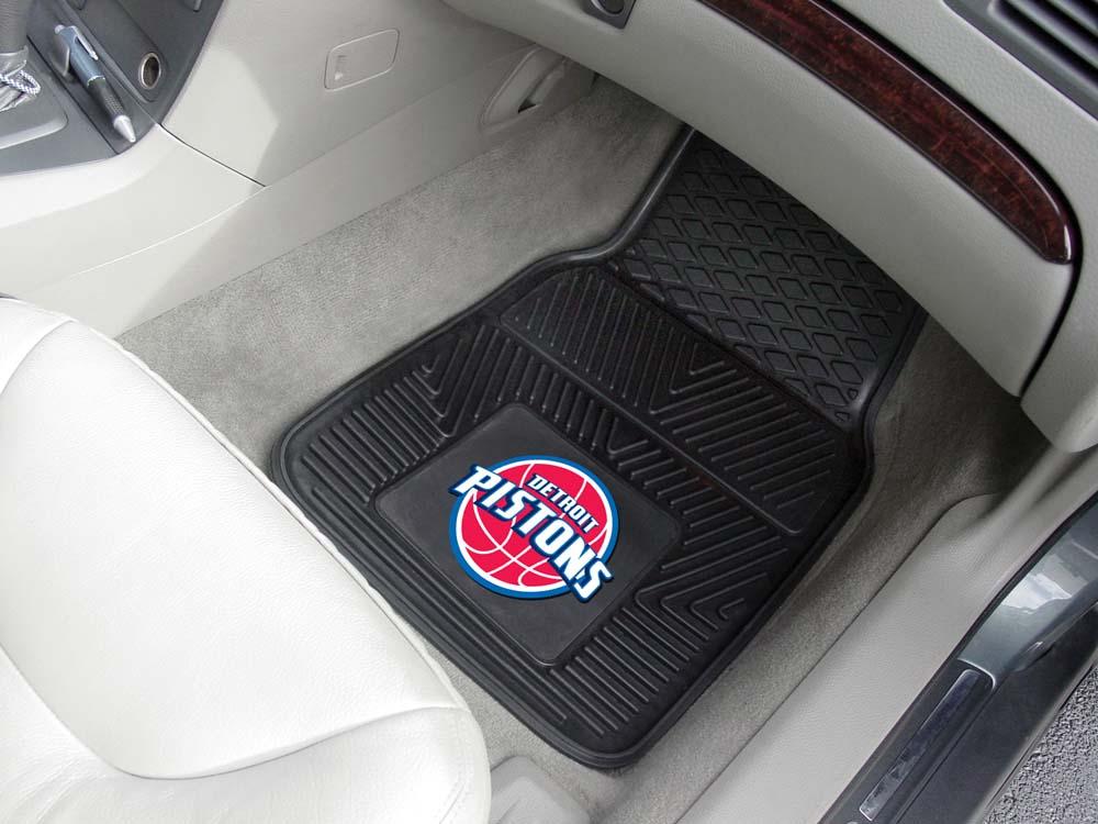 Click here for Detroit Pistons 18 x 27 Heavy Duty Vinyl Auto Floo... prices