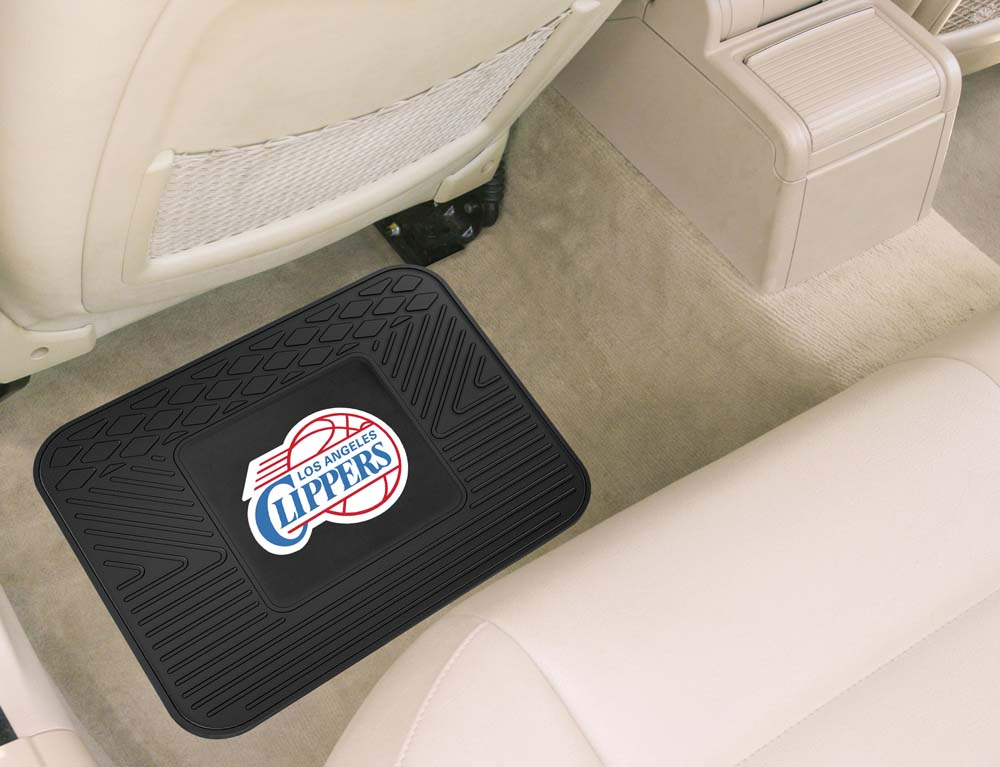 """Los Angeles Clippers 14"""" x 17"""" Utility Mat (Set of 2)"""