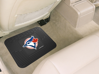 Toronto Blue Jays 14in x 17in Utility Mat (Set of 2)