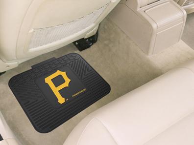 "Pittsburgh Pirates 14"" x 17"" Utility Mat (Set of 2)"