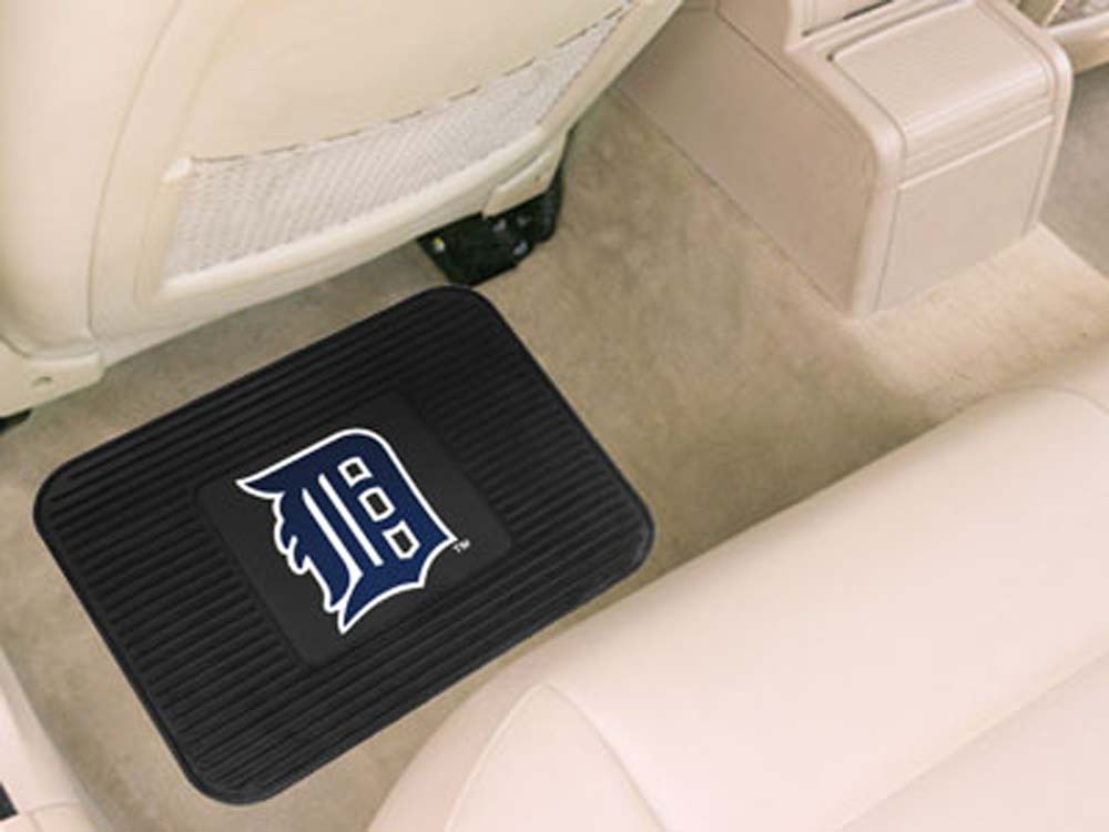 Detroit Tigers 14in x 17in Utility Mat (Set of 2)