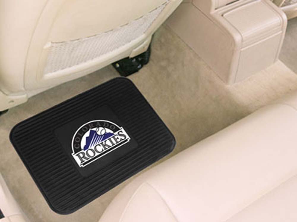 Colorado Rockies 14in x 17in Utility Mat (Set of 2)