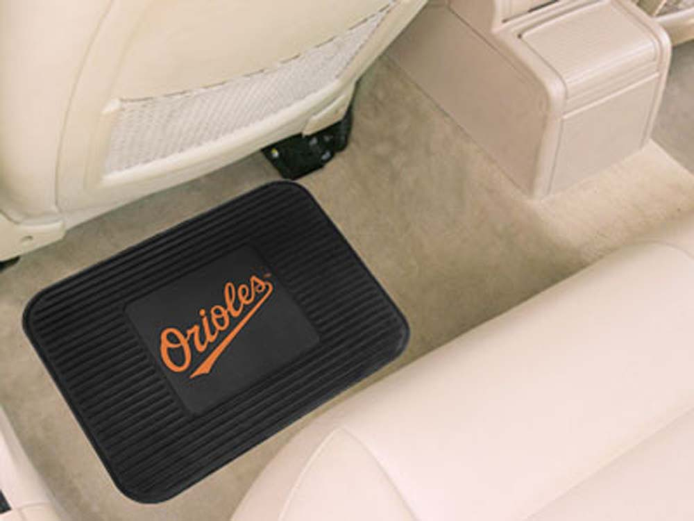 Baltimore Orioles 14in x 17in Utility Mat (Set of 2)