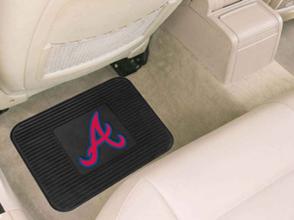 Atlanta Braves 14in x 17in Utility Mat (Set of 2)