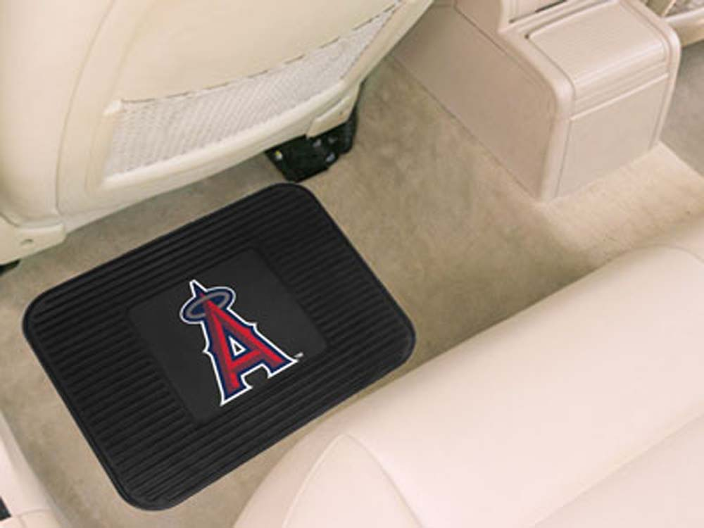 Los Angeles Angels of Anaheim 14in x 17in Utility Mat (Set of 2)
