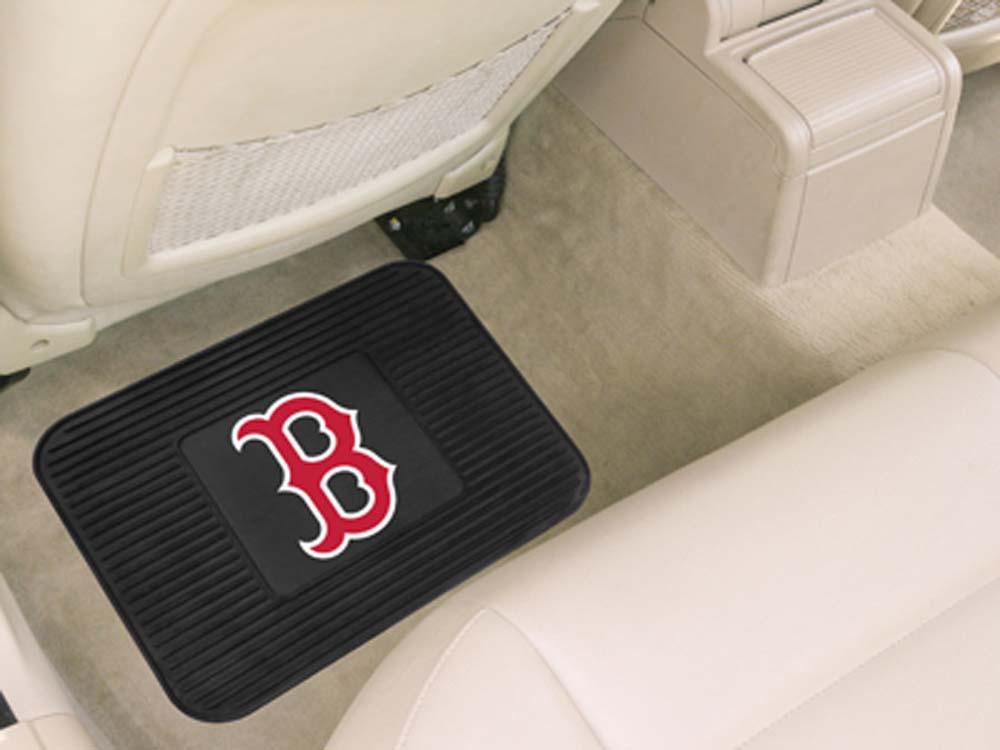 "Boston Red Sox 14"""" x 17"""" Utility Mat (Set of 2)"" FAN-10058"