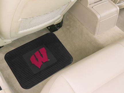 "Wisconsin Badgers 14"" x 17"" Utility Mat (Set of 2)"