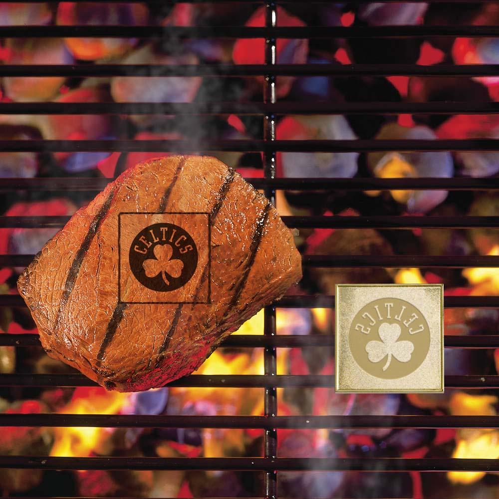 Boston Celtics Fan Brand (Set of 2) - Branding Irons