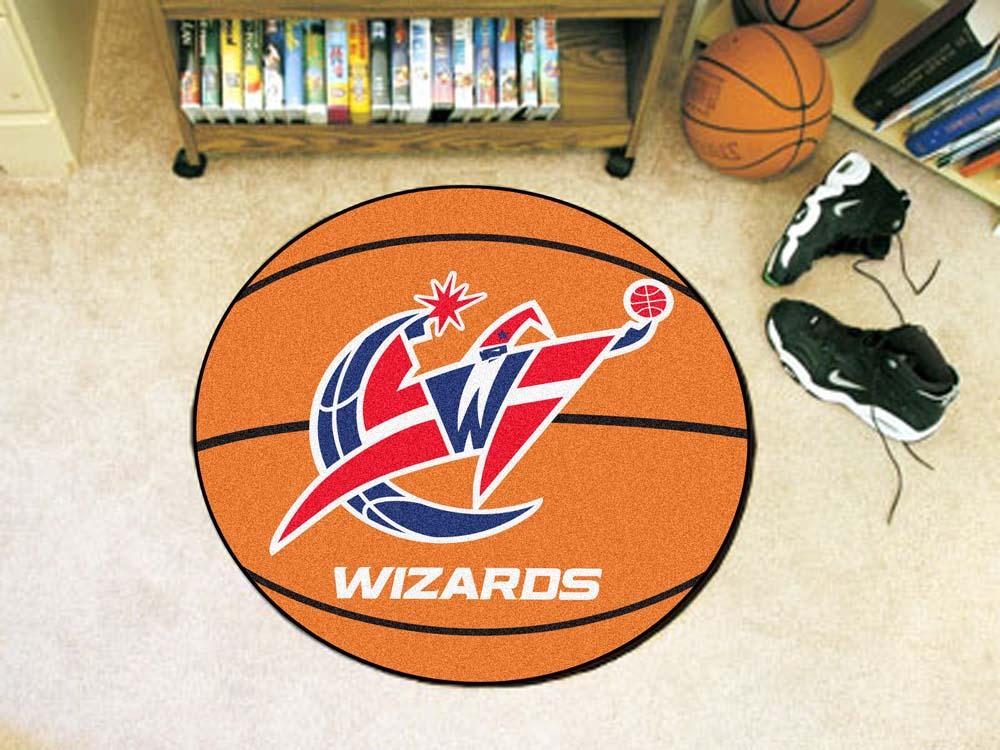 "Washington Wizards 27"" Basketball Mat"