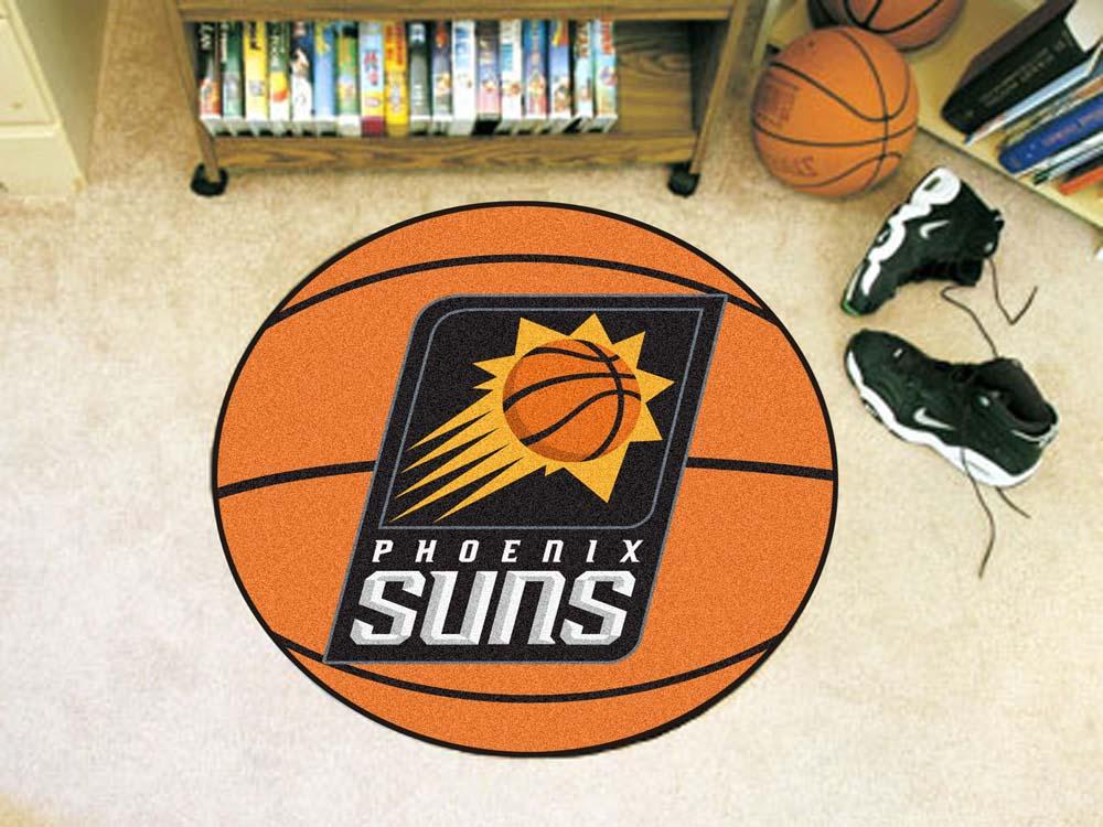 """Phoenix Suns 27"""" Basketball Mat"""