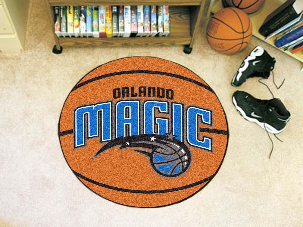 "Orlando Magic 27"" Basketball Mat"