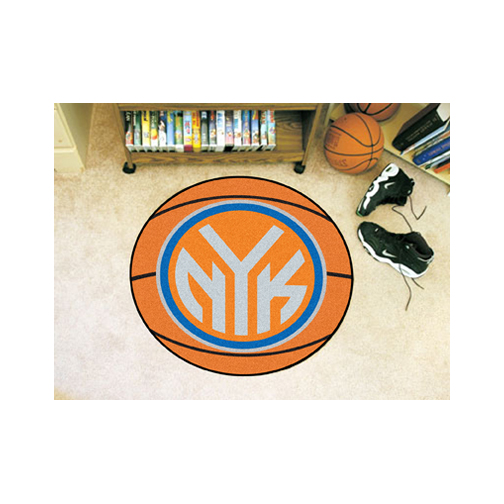 """New York Knicks 27"""" Basketball Mat"""