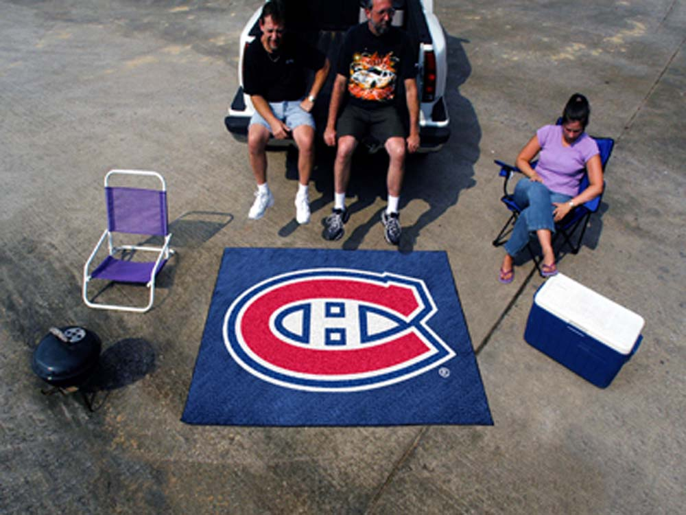 Montreal Canadiens 5' x 6' Tailgater Mat