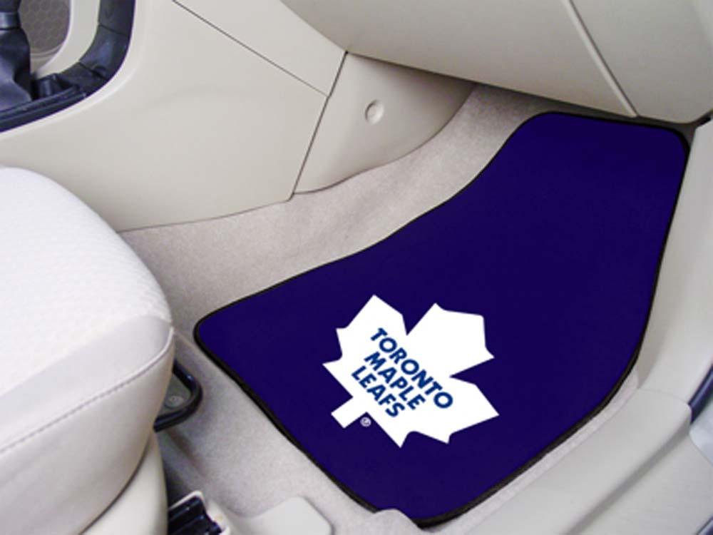 "Toronto Maple Leafs 18"" x 27"" Auto Floor Mat (Set of 2 Car Mats)"
