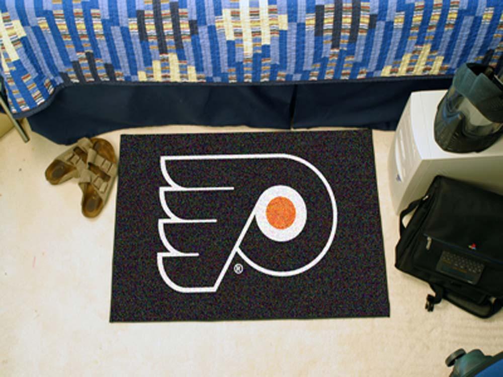 """Philadelphia Flyers 19"""" x 30"""" Starter Mat"""