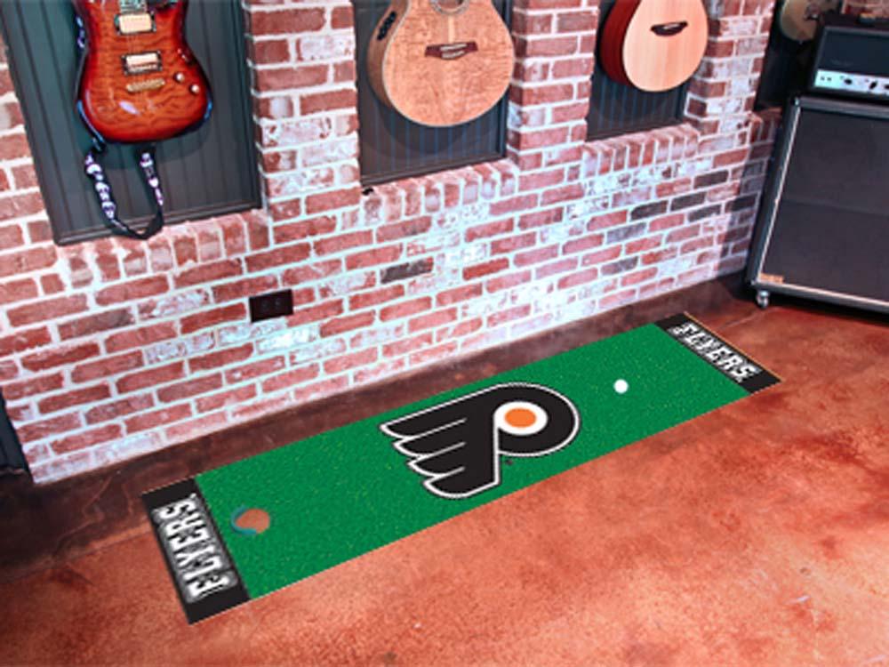 Philadelphia Flyers Putting Green Flyers Putting Green
