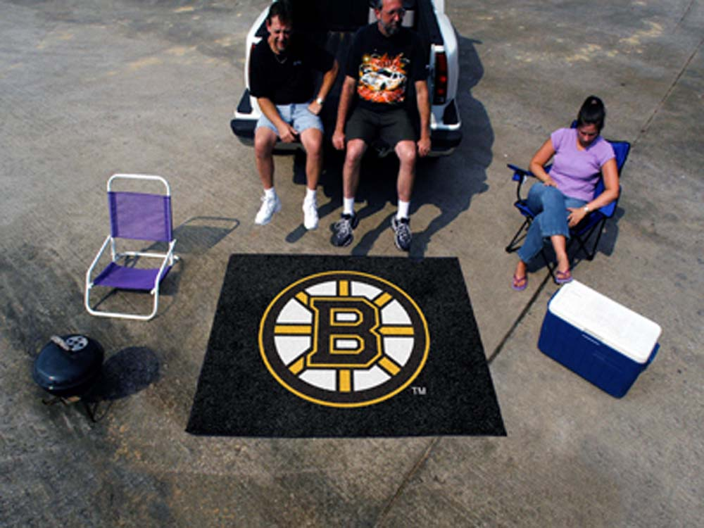 Boston Bruins 5' x 6' Tailgater Mat