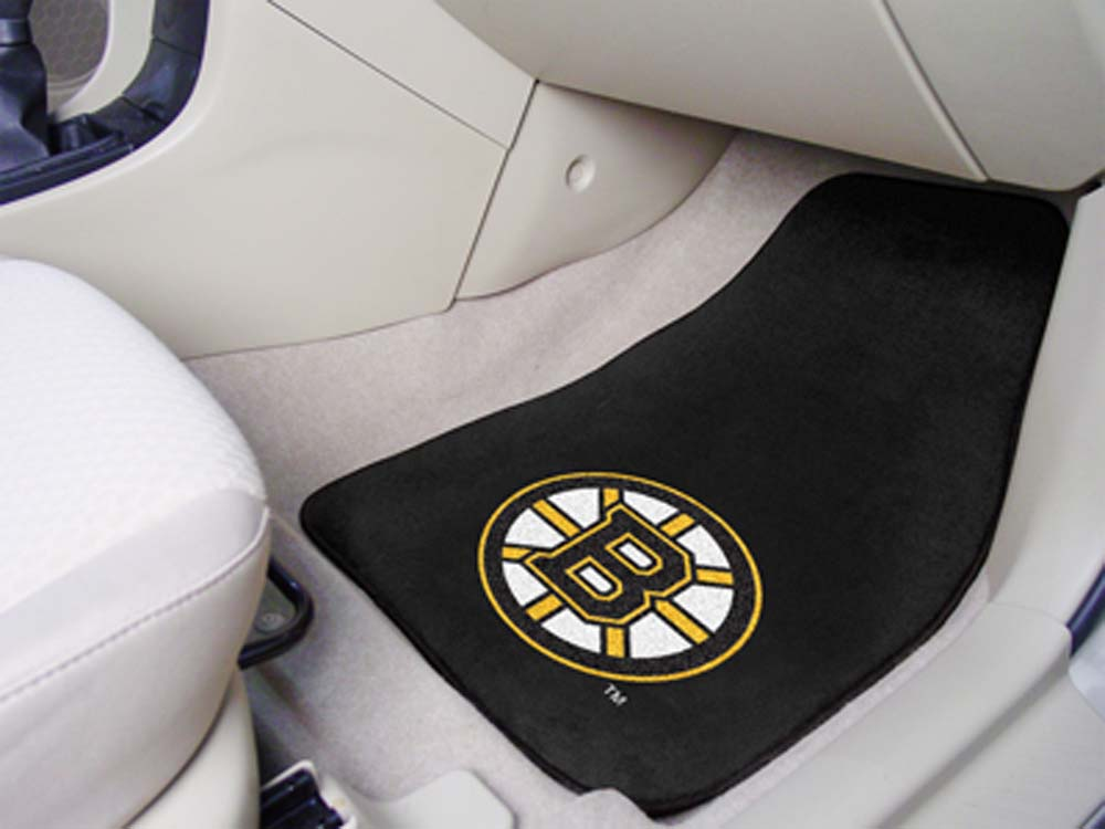 FANMATS NHL Boston Bruins Polyester Seat Cover