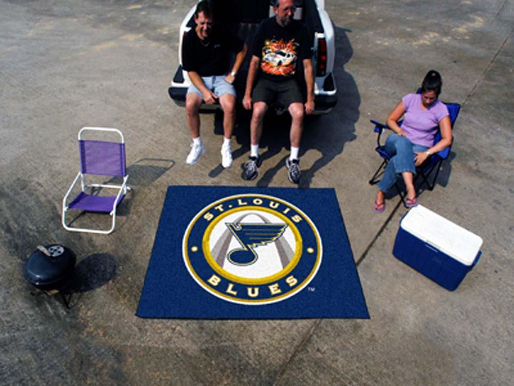 St. Louis Blues 5' x 6' Tailgater Mat