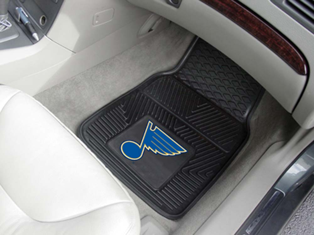 Click here for St. Louis Blues 18 x 27 Heavy Duty Vinyl Auto Floo... prices