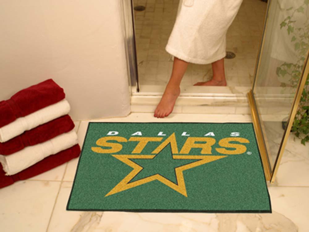 """Dallas Stars 34"""" x 45"""" All Star Floor Mat"""