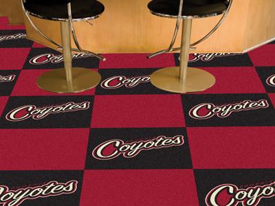 "Phoenix Coyotes 18"" x 18"" Carpet Tiles (Box of 20)"