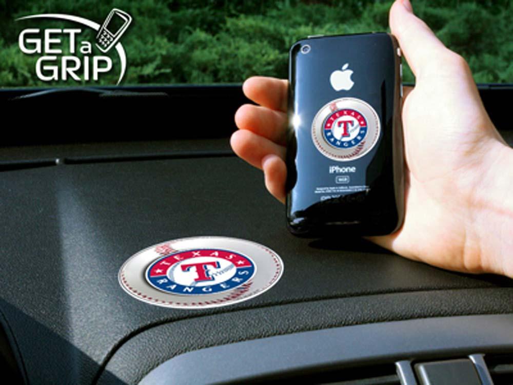 Texas Rangers 'Get a Grip' Cell Phone Holder (Set of 2)
