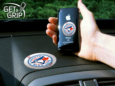 Toronto Blue Jays 'Get a Grip' Cell Phone Holder (Set of 2)