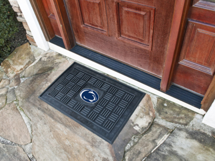 Penn State Nittany Lions 19in x 30in Medallion Door Mat