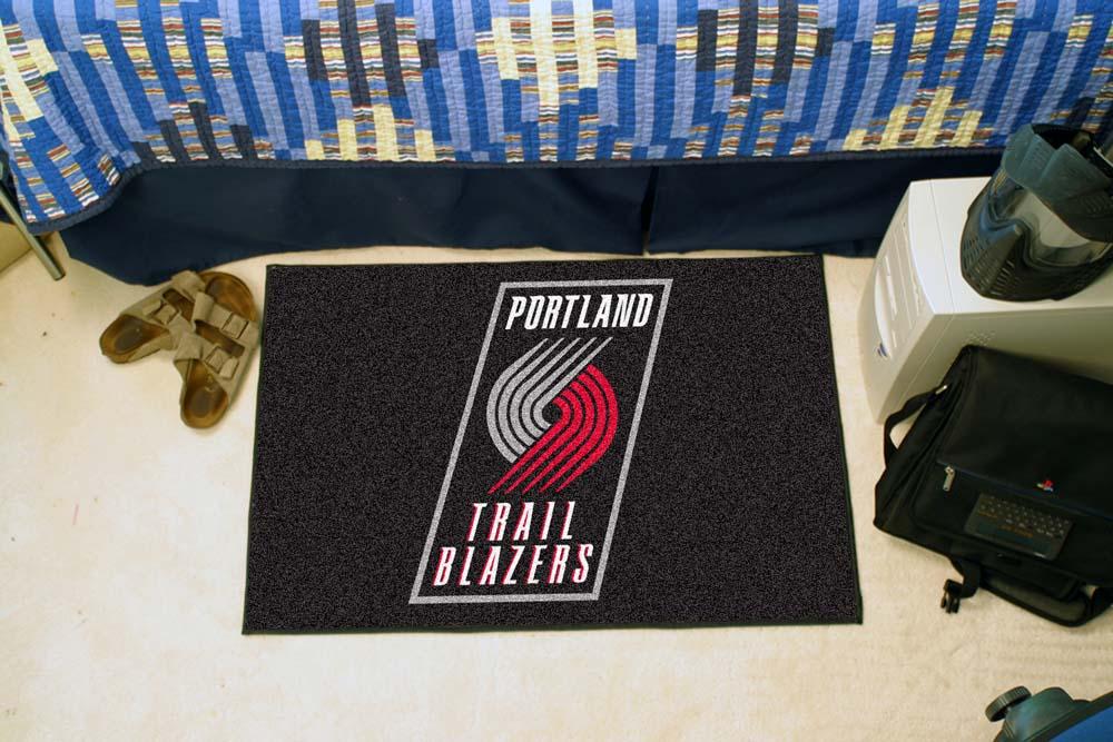 "Portland Trailblazers 19"" x 30"" Starter Mat"