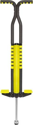 Master Foam Covered Yellow Pogo Stick from Flybar (80 - 160 lbs)