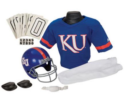 Gear For Kansas Jayhawks Uniforms